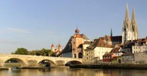 Stadtbild Regensburg