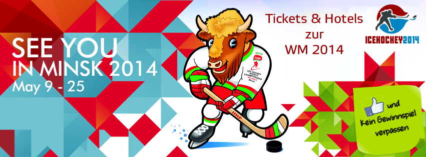 Logo Eishockey WM