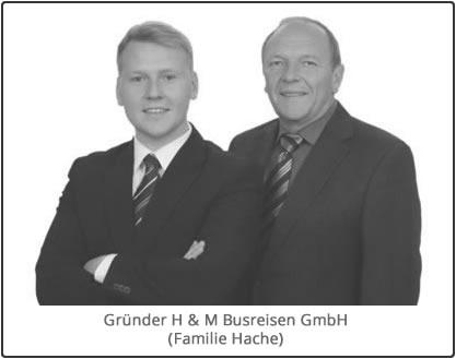 Gründer H & M Busreisen GmbH